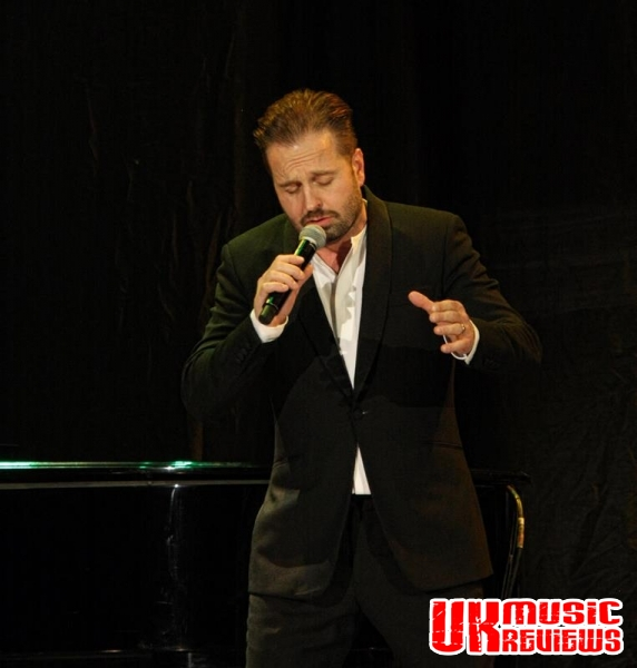 Gig Review Alfie Boe Welcome To Uk Music Reviews
