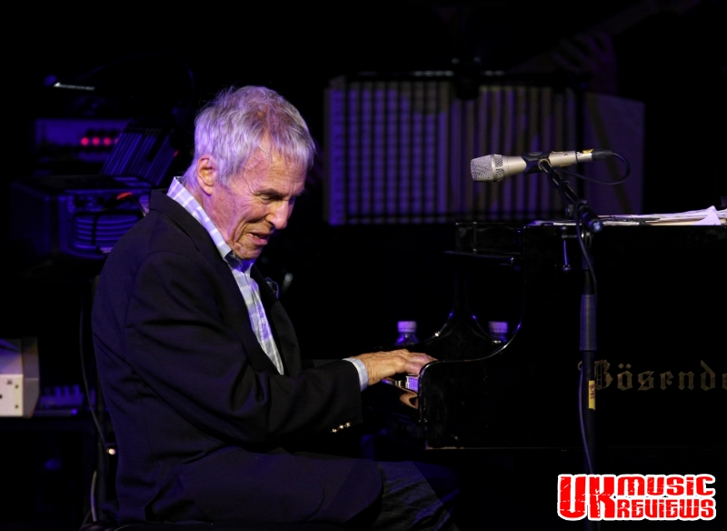 Burt Bacharach Tour  Uk