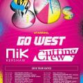 Cutting Crew, Nik Kershaw and Go West
