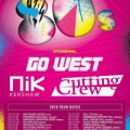 Cutting Crew, Nik Kershaw and Go West