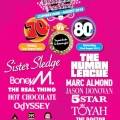Flashback to the 80's at Clumber Park on Saturday 22nd August 2015