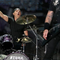 Metallica with support from Ghost