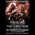 Midge Ure, The Christians and Altered Images featuring Clare Grogan