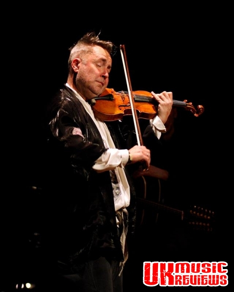 GIG REVIEW: Nigel Kennedy | Welcome to UK Music Reviews