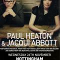 Paul Heaton Tour Flyer 01