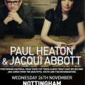 Paul Heaton Tour Flyer 01