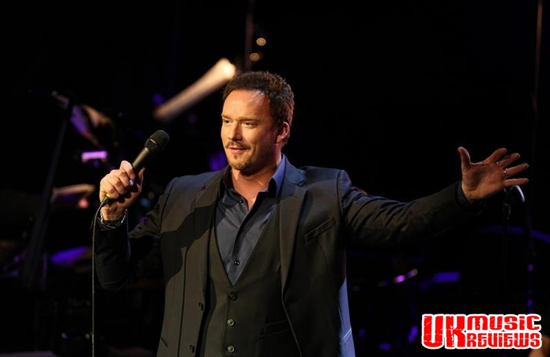 Russell Watson Tour Reviews