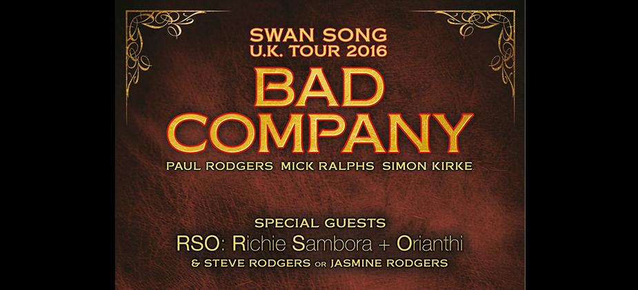 GIG REVIEW: Bad Company