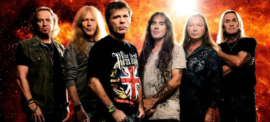 GIG REVIEW: Iron Maiden