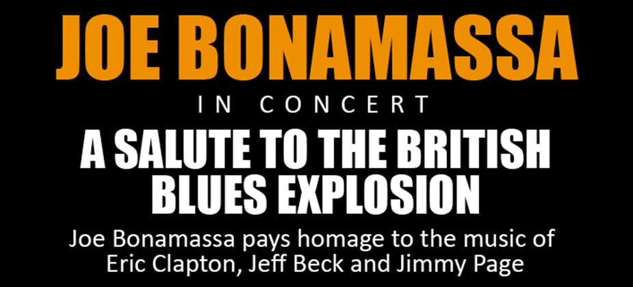 GIG REVIEW: Joe Bonamassa