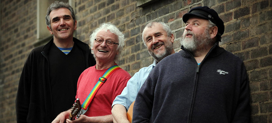 GIG REVIEW: The Pitmen Poets