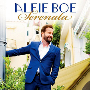 Alfie Boe Serenata Album Cover