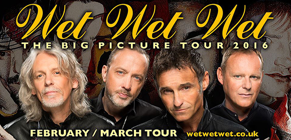 Wet tour dates in Perth