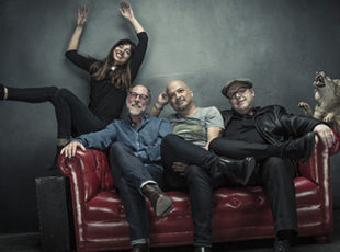 PIXIES ANNOUNCE NEW ALBUM, UK TOUR, AND OFFICIALLY WELCOME BASS PLAYER PAZ LENCHANTIN TO THE BAND