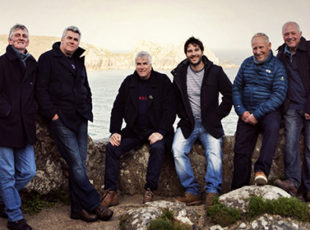 FISHERMAN'S FRIENDS ANNOUNCE UK TOUR DATES FOR 2017