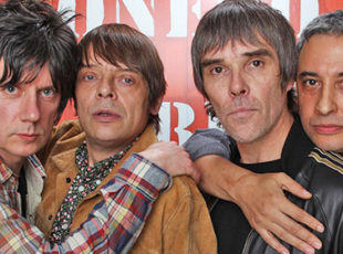 THE STONE ROSES ANNOUNCE THREE UK LIVE SHOWS FOR JUNE 2017