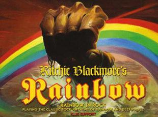 RITCHIE BLACKMORE'S RAINBOW ANNOUNCE UK TOUR