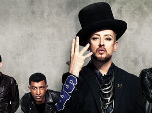 CULTURE CLUB TO PLAY OPEN AIR CONCERTS AT THREE UK RACECOURSES
