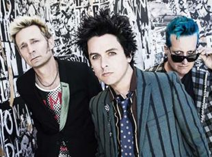 GREEN DAY ANNOUNCE DATES IN THE UK