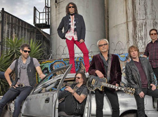 FOREIGNER ANNOUNCE RESCHEDULED DATES IN MAY 2018