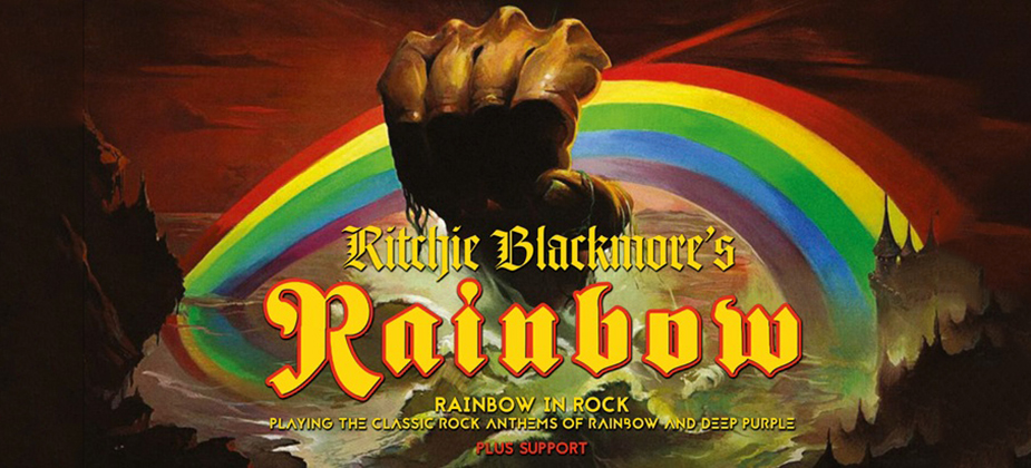 GIG REVIEW: Ritchie Blackmore's Rainbow