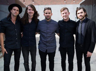 MAYDAY PARADE ANNOUNCE A LESSON IN ROMANTICS 10th ANNIVERSARY TOUR