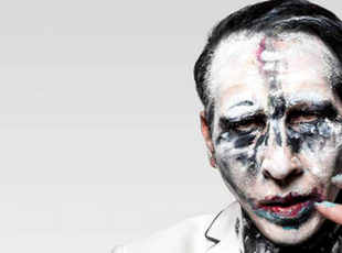 MARILYN MANSON TO RETURN TO THE UK IN DECEMBER TO SUPPORT NEW ALBUM HEAVEN UPSIDE DOWN