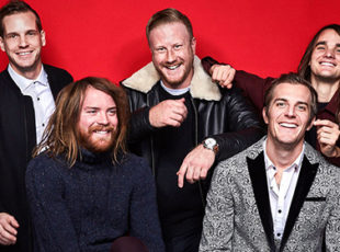 THE MAINE RETURNS TO THE UK ON THEIR LOVELY LITTLE LONELY WORLD TOUR