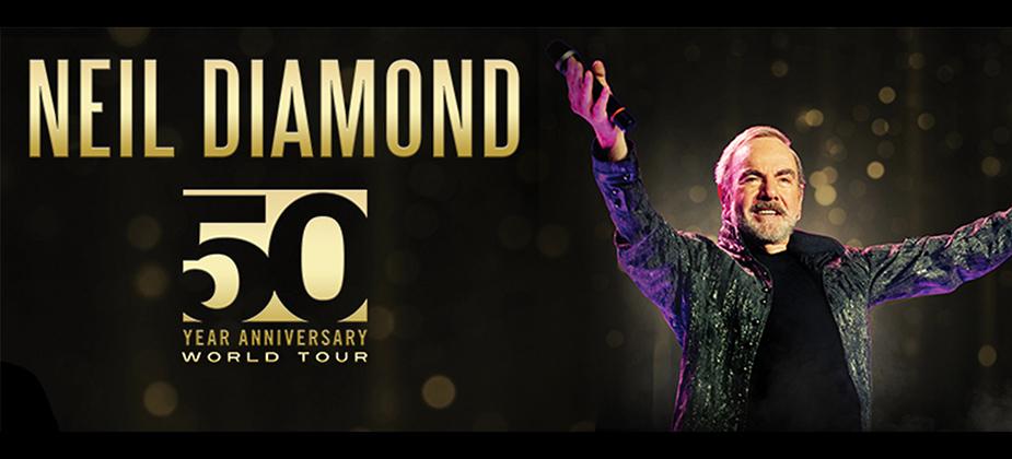 GIG REVIEW: Neil Diamond