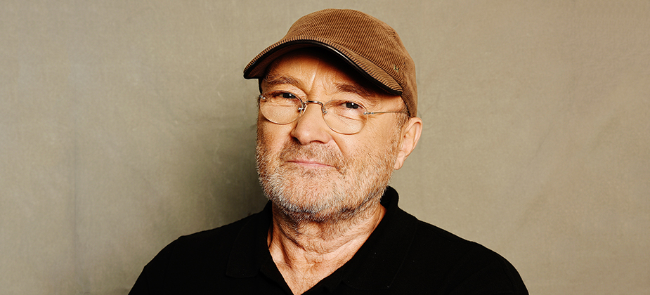 INTERVIEW: Phil Collins