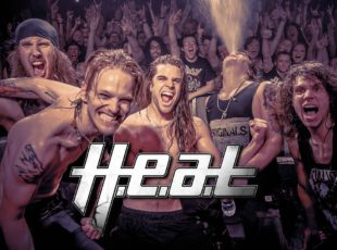 H.E.A.T TO TOUR THE UK IN NOVEMBER 2017