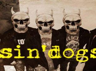 ZAL CLEMINSON'S /SIN'DOGS/ LIVE IN THE UK