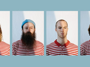 JUDAH & THE LION ANNOUNCE UK TOUR AND RELEASE OF ALBUM FOLK HOP N ROLL 2017