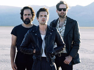 THE KILLERS ANNOUNCE UK TOUR 2017