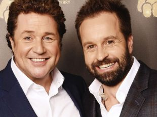 INTERVIEW: Michael Ball and Alfie Boe Album signing