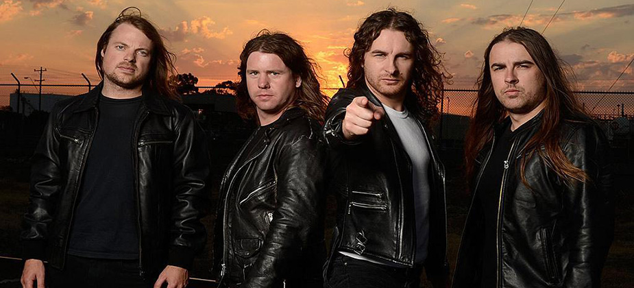 GIG REVIEW: Airbourne