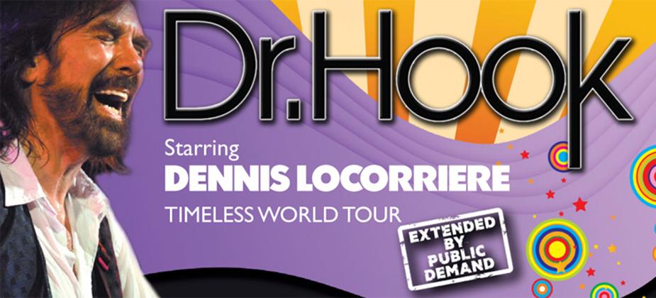 GIG REVIEW: Dr. Hook starring Dennis Locorriere