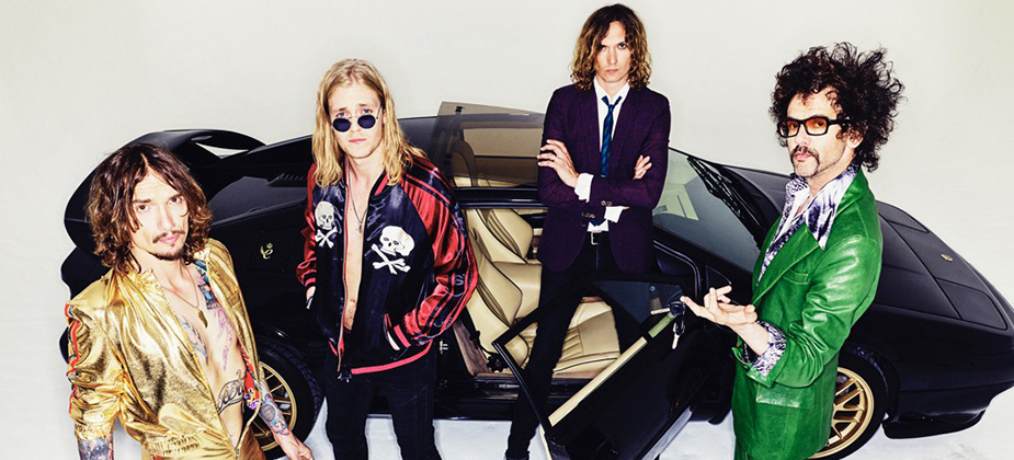 GIG REVIEW: The Darkness