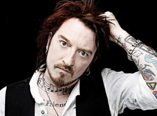 GINGER WILDHEART RELEASES EAGERLY ANTICIPATED COUNTRY FOLK ALBUM AND ANNOUNCES UK TOUR