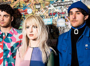 PARAMORE ANNOUNCE UK LIVE DATES