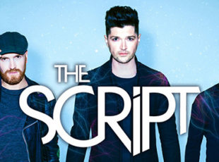 THE SCRIPT ANNOUNCE UK TOUR AND SCORE THEIR FOURTH NUMBER ONE ALBUM