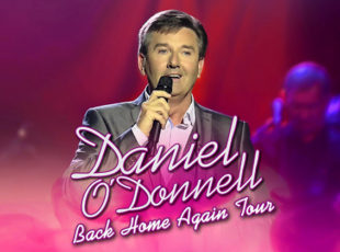 GIG REVIEW: Daniel O'Donnell