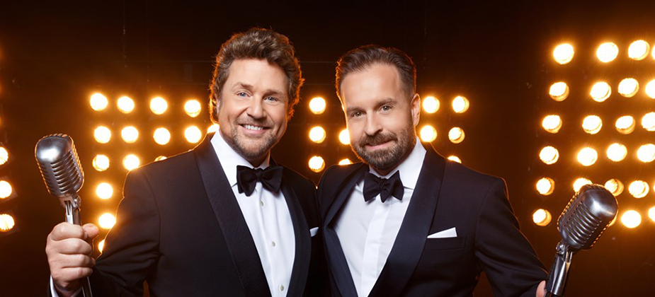 GIG REVIEW: Michael Ball and Alfie Boe