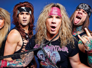 GIG REVIEW: Steel Panther with special guests Wayward Sons and Inglorious