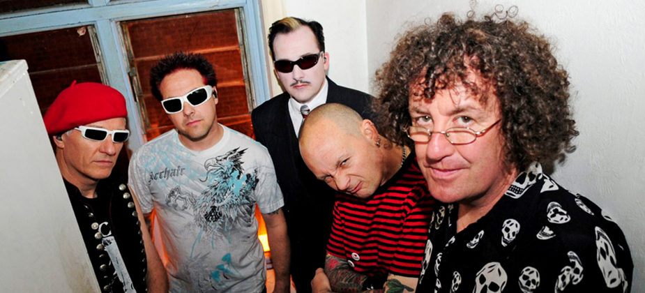 GIG REVIEW: The Damned