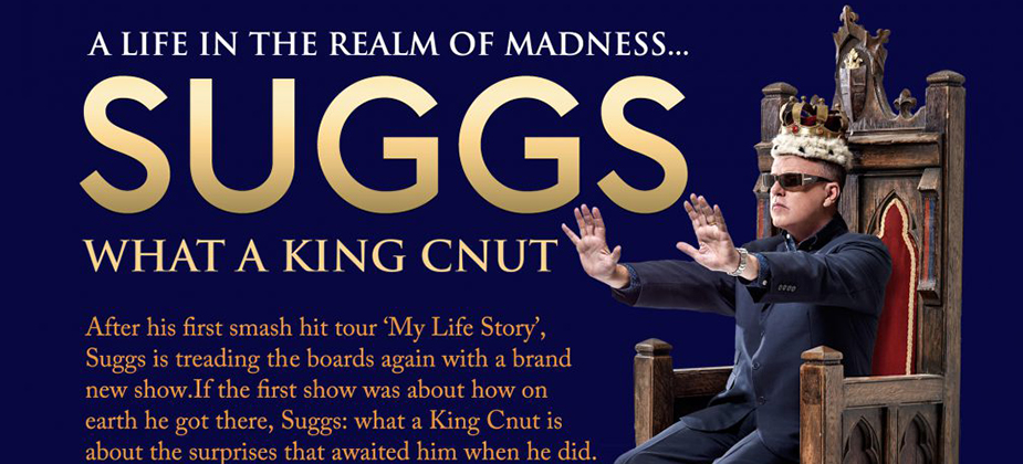 GIG REVIEW: Suggs