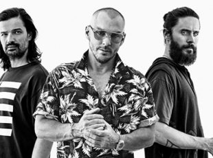 THIRTY SECONDS TO MARS ANNOUNCE MARCH ARENA TOUR 2018