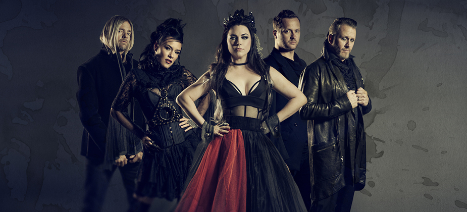 GIG REVIEW: Evanescence