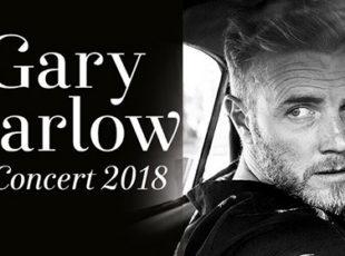 GARY BARLOW ANNOUNCES SOLO TOUR