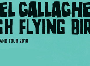 NOEL GALLAGHER'S HIGH FLYING BIRDS ANNOUNCE THEIR WHO BUILT THE MOON? UK TOUR
